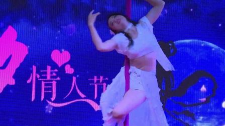 厚街JS舞蹈 钢管舞《不可说》