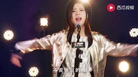 广东美女 翻唱林子祥经典歌曲《敢爱敢做》节奏
