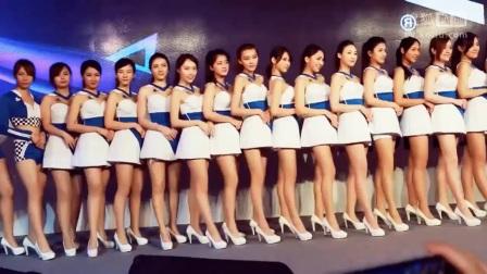 激情写真2016台北电玩展索尼美腿如林官媚直播