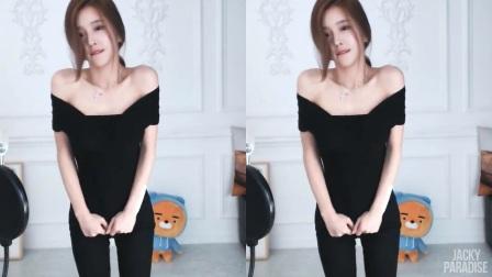 韩国美女主播 超短裙舞蹈性感韩国美女主播,秀