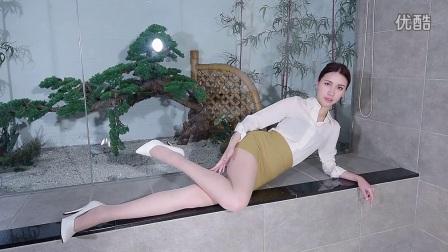[Beautyleg]模特性感诱惑美腿丝袜写真制服诱惑禁欲