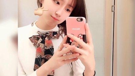 180109 22:56 啦啦队美女 안지현 Instagram