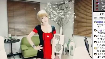 韩国主播热舞 (3)