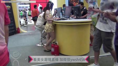 激情21_Chinajoy美女模特写真车模性感写真热舞写真