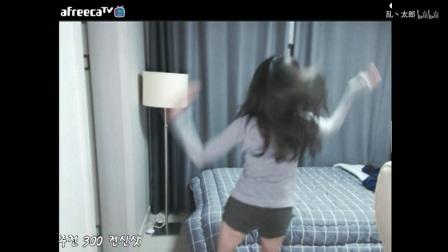 女神尹瑟 首秀!韩国美女主播性感热舞
