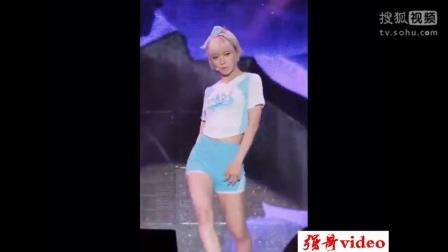 韩国性感美女短裤热舞(aoa-短裙)