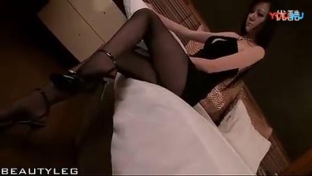 【Beautyleg腿模】黑丝写真