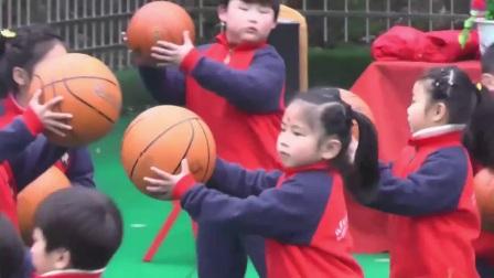 北京红缨宝贝笑幼儿园庆元旦阳光体育运动会(