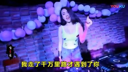 一首《梦里人》DJ舞曲, 送给大家, 好听!_高清