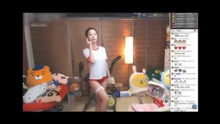 《模样》韩国女主播白色上衣热舞剪辑