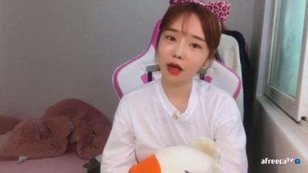 韩国bj身材很不错韩国美女主播蜜罐韩国美女主播