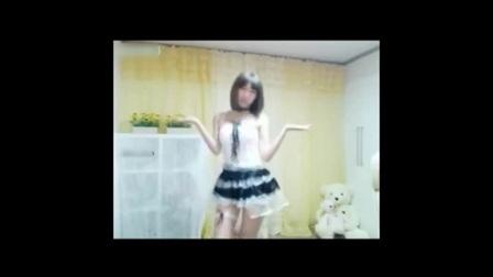 韩国女主播短裙热1_1