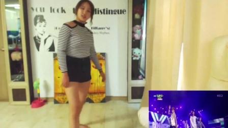 BJ果实跳舞韩国美女主播热舞视频李秀彬