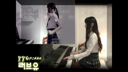 美女短裙热舞直播曼妮身材很不错韩国美女主播