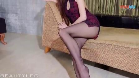Beautyleg 丝袜美女模特写真性感诱惑美腿写真