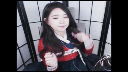 韩国美女主播无罩杯热舞美女热舞李秀彬