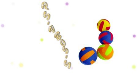 体育排球/户外运动排球PS-VB05-S--(PS)