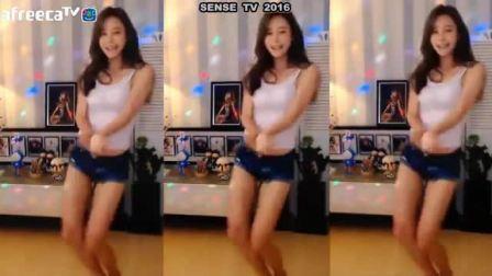 韩国美女主播,伊素婉之性感热舞之2