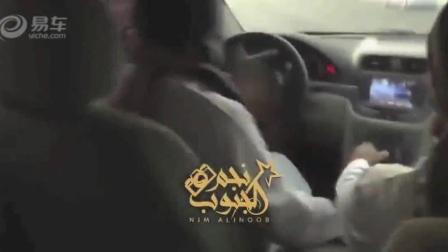 对死没概念 街拍中东老司机疯狂的漂移