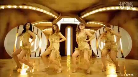 美女热舞 韩国性感美女团体Secret最新火辣热舞