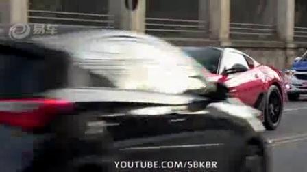 豪车真不少!巴西街头街拍超级跑车