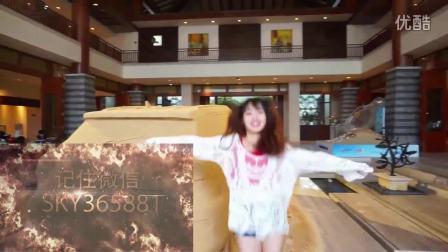 【NANA】美女热舞-海边吃喝玩乐的羞耻play - 金泫
