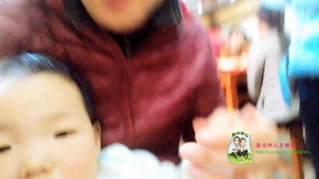 泉城广场超意兴の我和小怪兽自拍Happy(20170218)
