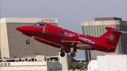2013年洛杉矶国际机场起降集锦HD