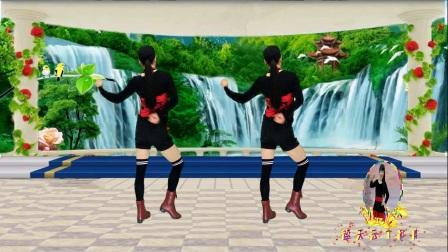 点击观看《现代舞教学《C哩C哩》分解视频 编舞 蓝天云》