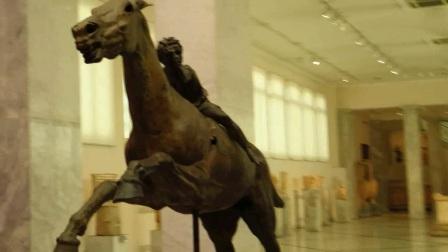 2-7-3 雅典 国家考古博物馆 古典时期雕塑
