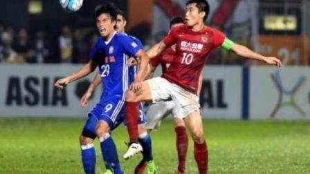 广州恒大再获一历史性胜利中国足球终于狠狠回