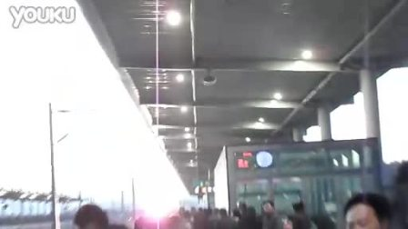 在山西阳泉北等动车看到UFO,用M9拍了下来