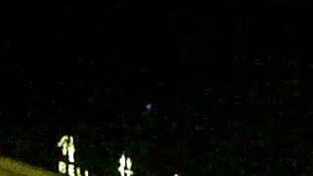 西安钟楼惊现UFO6月2日晚