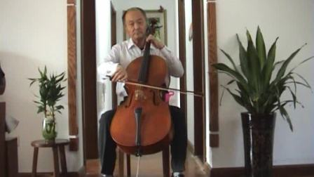 《幽默曲》大提琴:范欣