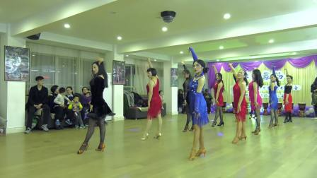 温州体育舞蹈运动协会《华奥舞蹈》中外体育文