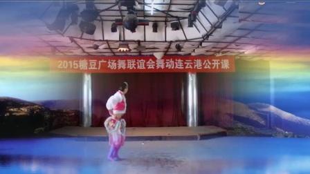 天姿广场舞2016年16期草原百灵正反面演示 附背面教学
