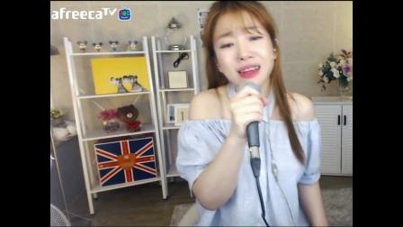 韩国美女主播热舞自备纸巾
