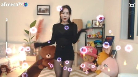 韩国美女主播热舞朴nim