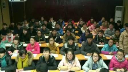 人教版高三化学《化学平衡图像分析》教学视频,王晓玲