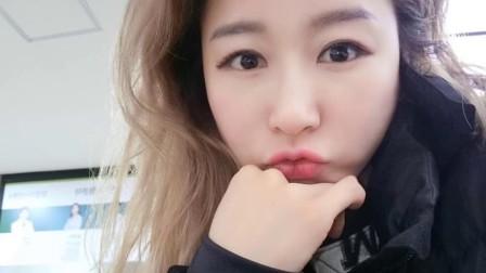 180122 13:50 韩美女车模 模特 서윤아(徐允雅) Inst