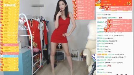 韩国美女主播热舞温柔可爱