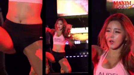 160806 韩国女团 (LAYSHA) 金高恩韩国性感封面杂志时
