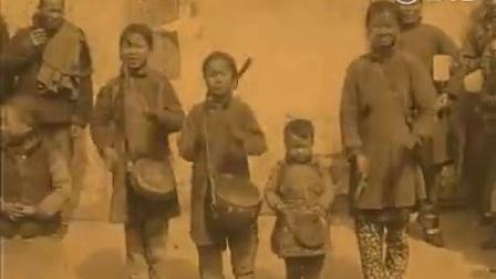 【珍贵老视频】1910年代,中国街拍。