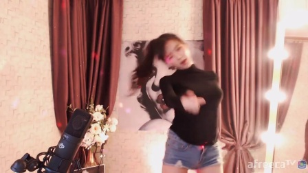 韩国女主播热舞直播
