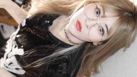 180209 11:12 韩美女车模 模特 김라영(金洛英) Inst