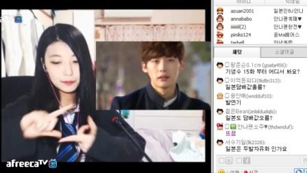 韩国奶女主播热舞视频
