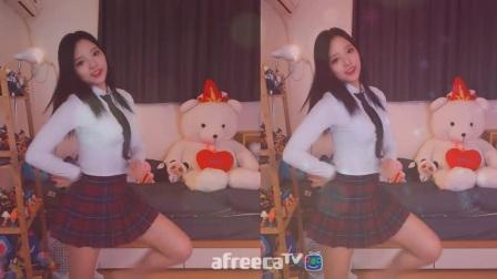 韩国短发女主播热舞歌曲