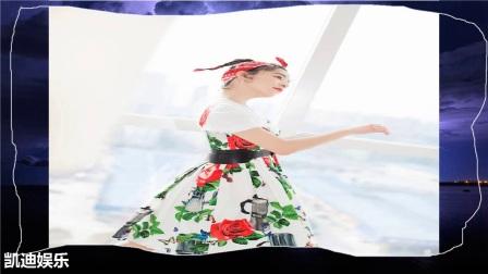 女演员阚清子清新时尚秀美腿性感写真