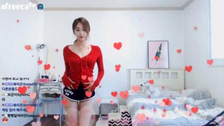 韩国美女主播艾琳自拍顶级热舞 bj可爱感韩国美