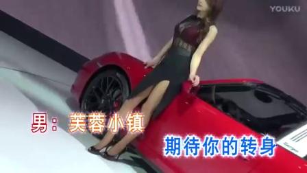 性感美女车模DJ视频_ 芙蓉小镇_标清